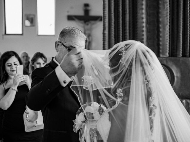 Il matrimonio di Cristian e Jessica a Castelnuovo Cilento, Salerno 29