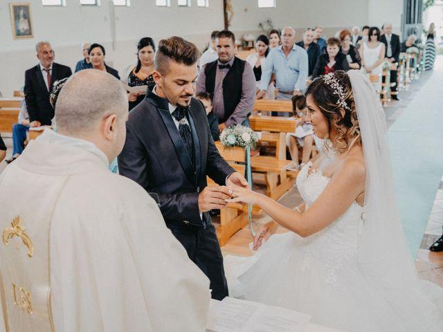 Il matrimonio di Cristian e Jessica a Castelnuovo Cilento, Salerno 30
