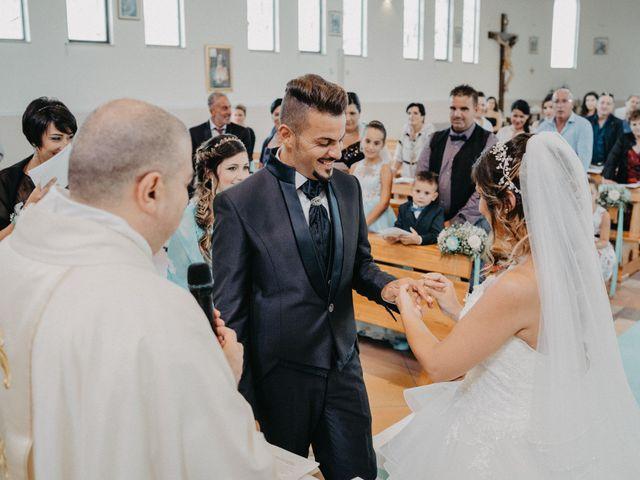Il matrimonio di Cristian e Jessica a Castelnuovo Cilento, Salerno 31