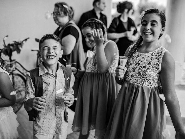 Il matrimonio di Cristian e Jessica a Castelnuovo Cilento, Salerno 33
