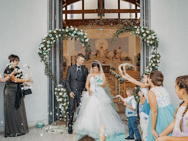 Il matrimonio di Cristian e Jessica a Castelnuovo Cilento, Salerno 34
