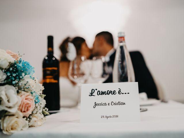 Il matrimonio di Cristian e Jessica a Castelnuovo Cilento, Salerno 39
