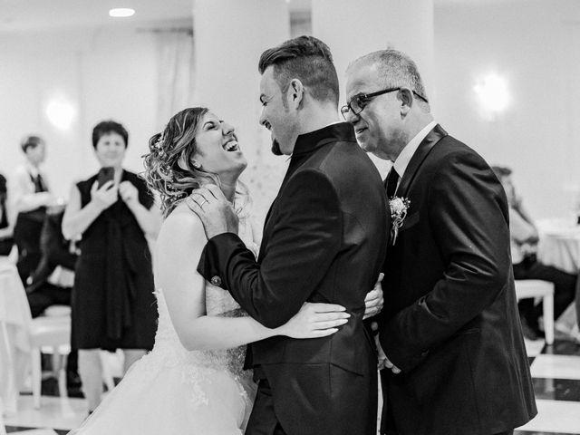 Il matrimonio di Cristian e Jessica a Castelnuovo Cilento, Salerno 41