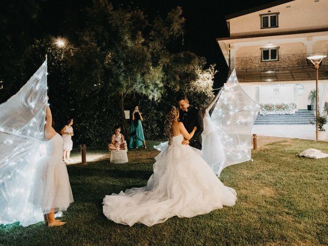 Il matrimonio di Cristian e Jessica a Castelnuovo Cilento, Salerno 42