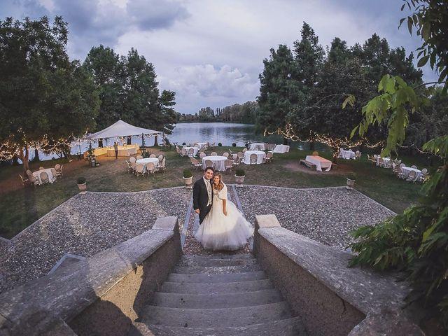 Le nozze di Sarah e Federico