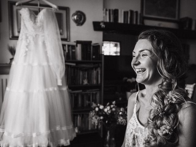 Il matrimonio di Giordano e Elena a Malnate, Varese 8