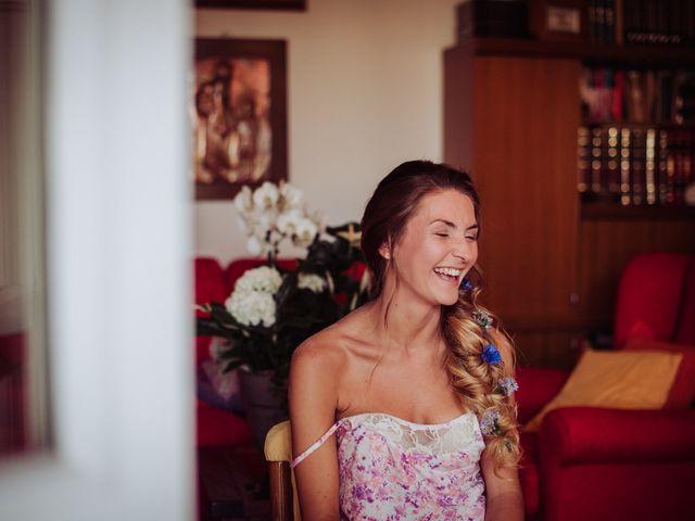 Il matrimonio di Giordano e Elena a Malnate, Varese 11