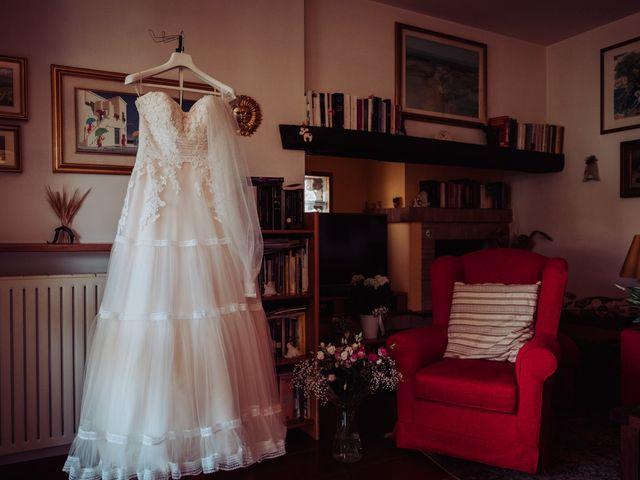Il matrimonio di Giordano e Elena a Malnate, Varese 12