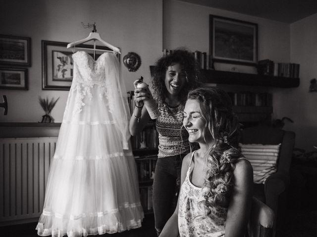 Il matrimonio di Giordano e Elena a Malnate, Varese 18