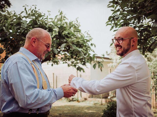 Il matrimonio di Giordano e Elena a Malnate, Varese 19