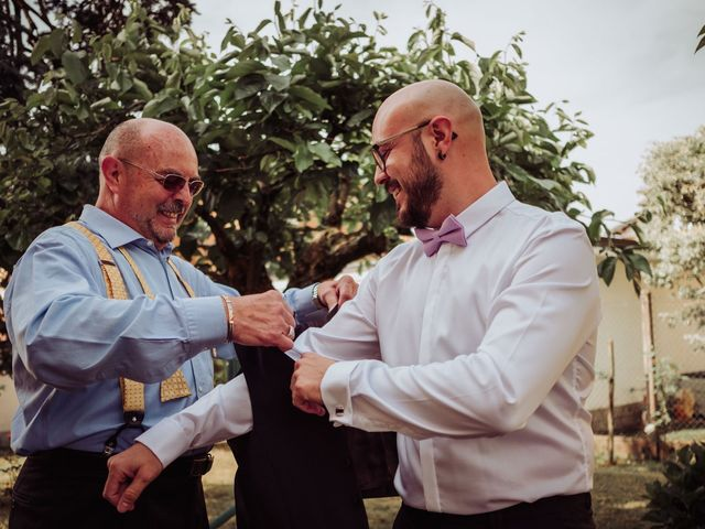 Il matrimonio di Giordano e Elena a Malnate, Varese 23