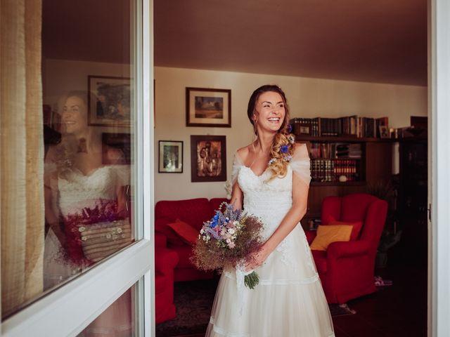 Il matrimonio di Giordano e Elena a Malnate, Varese 33