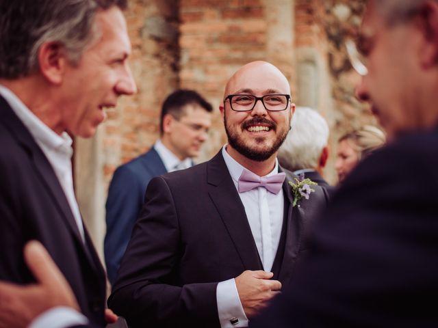 Il matrimonio di Giordano e Elena a Malnate, Varese 36