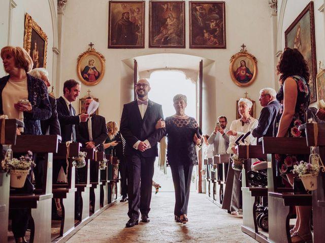 Il matrimonio di Giordano e Elena a Malnate, Varese 39