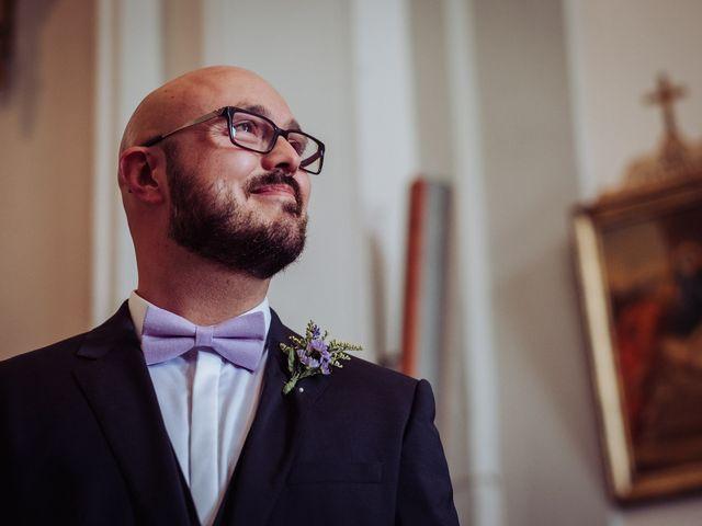 Il matrimonio di Giordano e Elena a Malnate, Varese 47