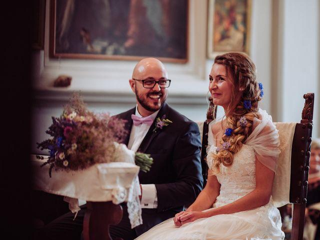 Il matrimonio di Giordano e Elena a Malnate, Varese 48