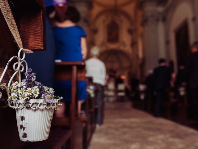Il matrimonio di Giordano e Elena a Malnate, Varese 50