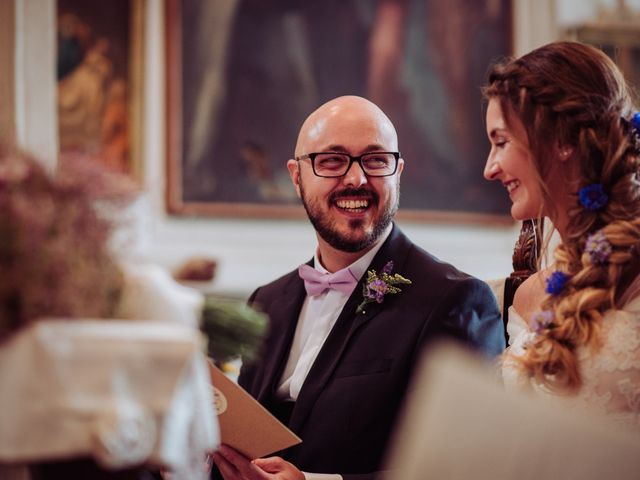 Il matrimonio di Giordano e Elena a Malnate, Varese 51