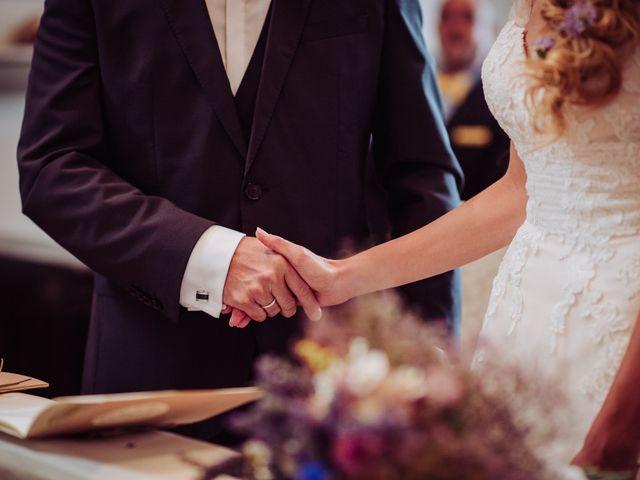 Il matrimonio di Giordano e Elena a Malnate, Varese 53