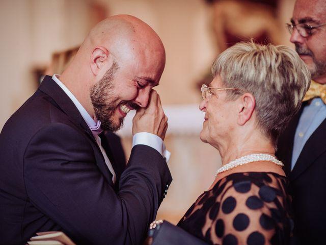 Il matrimonio di Giordano e Elena a Malnate, Varese 55