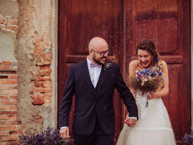 Il matrimonio di Giordano e Elena a Malnate, Varese 58
