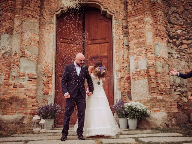 Il matrimonio di Giordano e Elena a Malnate, Varese 59