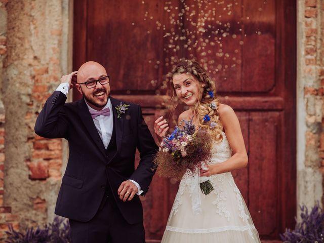 Il matrimonio di Giordano e Elena a Malnate, Varese 60