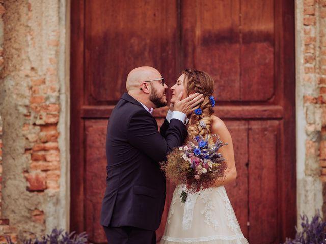 Il matrimonio di Giordano e Elena a Malnate, Varese 62