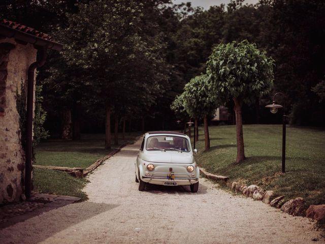 Il matrimonio di Giordano e Elena a Malnate, Varese 64