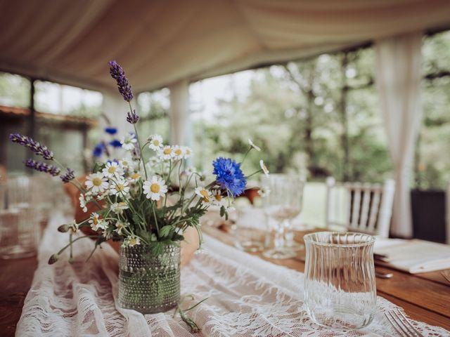 Il matrimonio di Giordano e Elena a Malnate, Varese 72