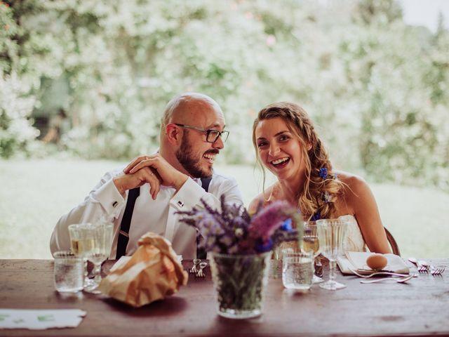 Il matrimonio di Giordano e Elena a Malnate, Varese 78