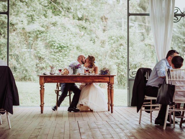 Il matrimonio di Giordano e Elena a Malnate, Varese 79