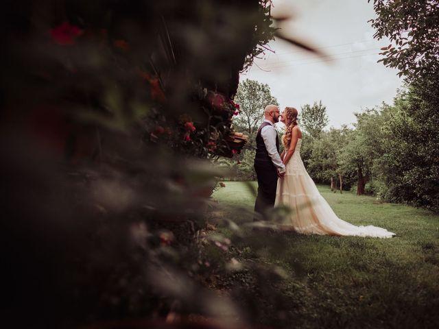 Il matrimonio di Giordano e Elena a Malnate, Varese 81