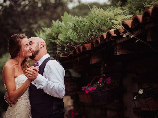 Il matrimonio di Giordano e Elena a Malnate, Varese 85
