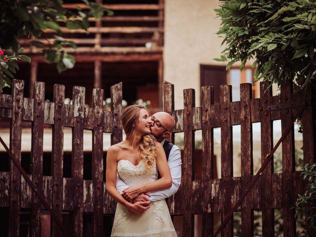 Il matrimonio di Giordano e Elena a Malnate, Varese 89