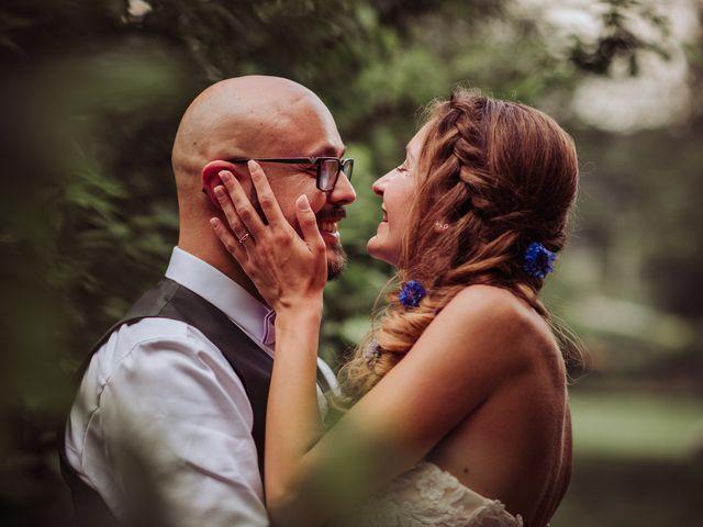 Il matrimonio di Giordano e Elena a Malnate, Varese 93