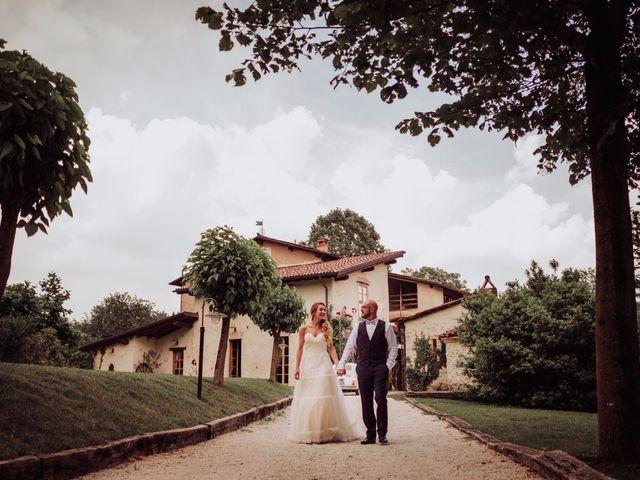Il matrimonio di Giordano e Elena a Malnate, Varese 95