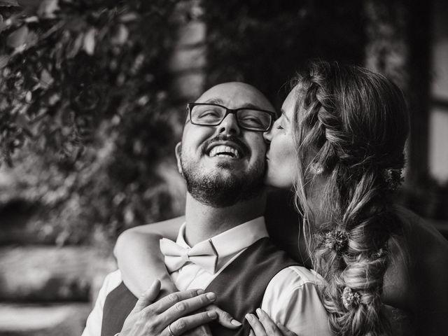 Il matrimonio di Giordano e Elena a Malnate, Varese 98