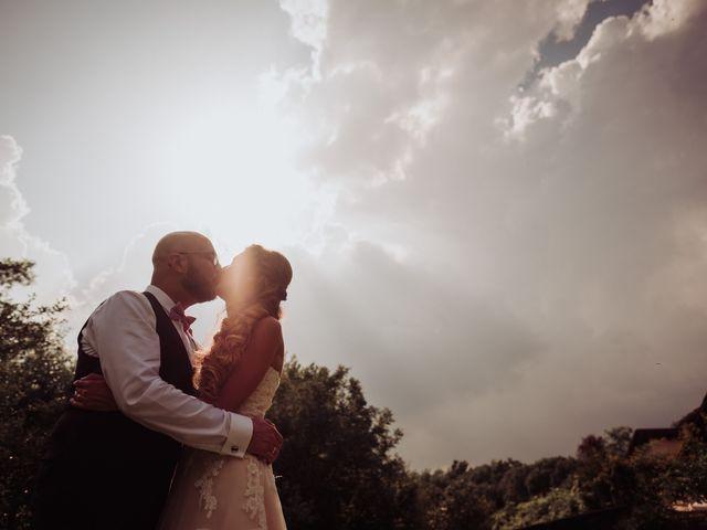 Il matrimonio di Giordano e Elena a Malnate, Varese 100