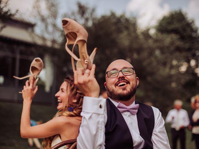Il matrimonio di Giordano e Elena a Malnate, Varese 101