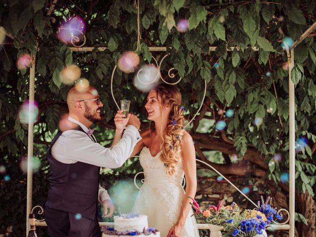 Il matrimonio di Giordano e Elena a Malnate, Varese 104