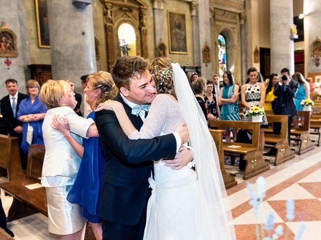 Il matrimonio di Matteo e Federica a Annone di Brianza, Lecco 6