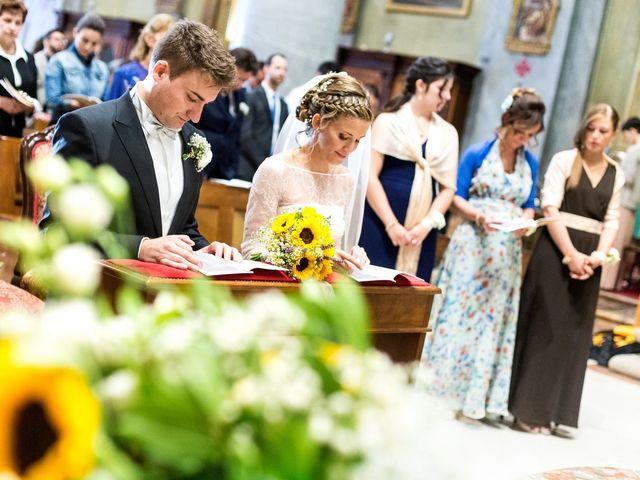 Il matrimonio di Matteo e Federica a Annone di Brianza, Lecco 9