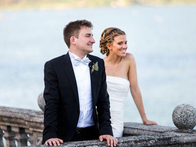Il matrimonio di Matteo e Federica a Annone di Brianza, Lecco 16