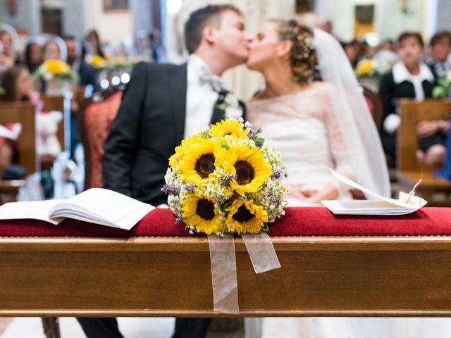 Il matrimonio di Matteo e Federica a Annone di Brianza, Lecco 22