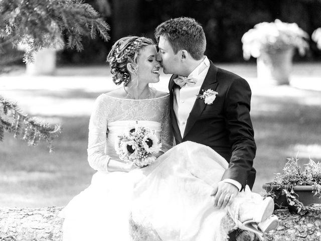 Il matrimonio di Matteo e Federica a Annone di Brianza, Lecco 28