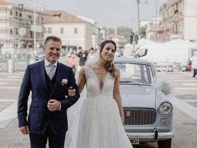 Il matrimonio di Mauro e Christine a Arquà Petrarca, Padova 24