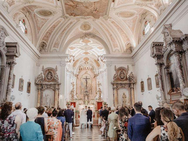 Il matrimonio di Mauro e Christine a Arquà Petrarca, Padova 25