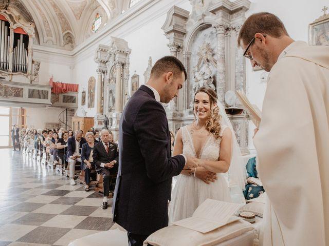 Il matrimonio di Mauro e Christine a Arquà Petrarca, Padova 26
