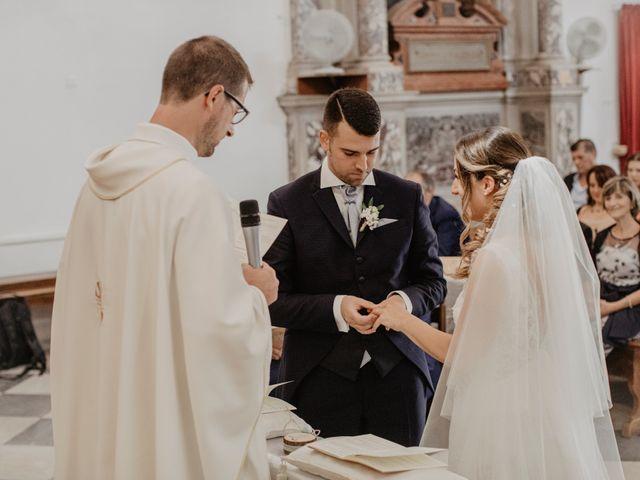 Il matrimonio di Mauro e Christine a Arquà Petrarca, Padova 28